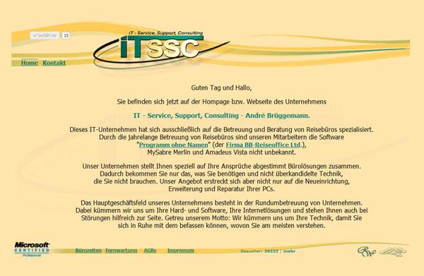 www.ITSSC.de